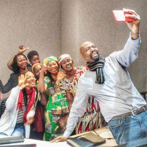 What we do 1 selfie