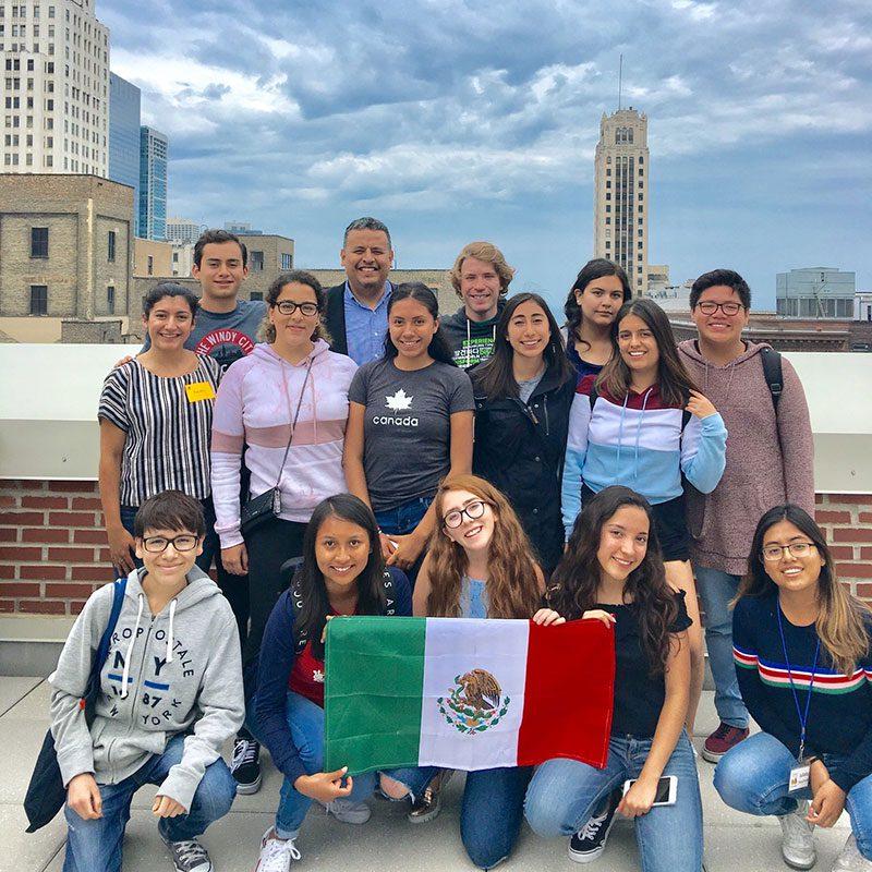 Jóvenes en Acción Program 2018