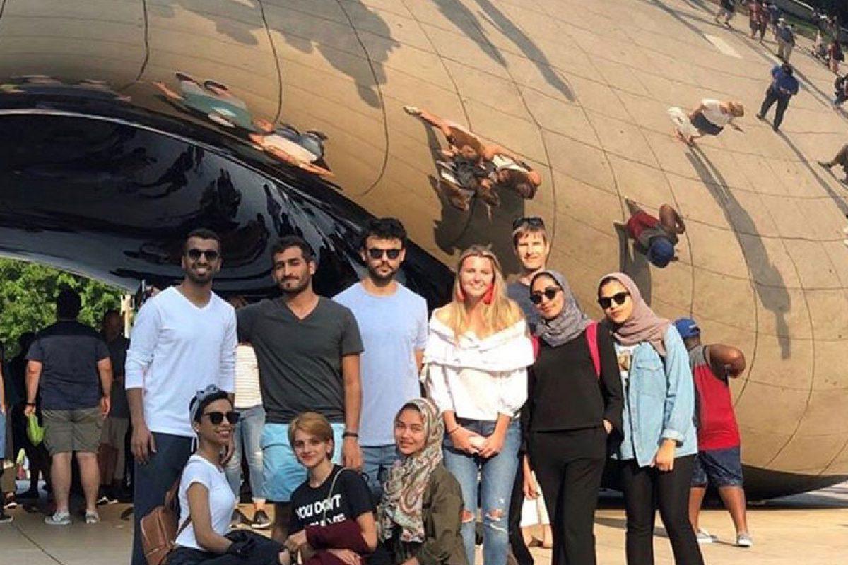 SYLEP: Saudi Young Leaders Exchange Program 2018