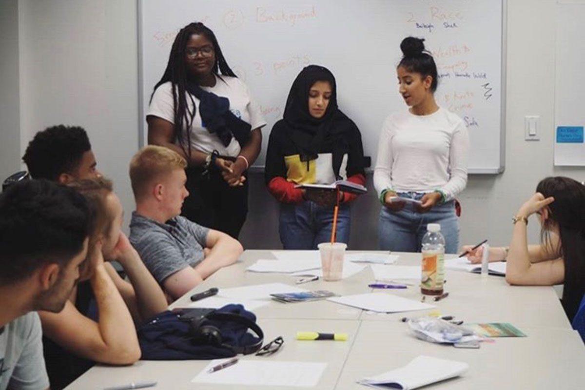 U.K.-U.S. Youth Dialogues Program 2018